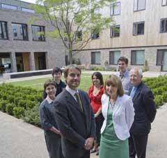 Clare College wins RIBA award